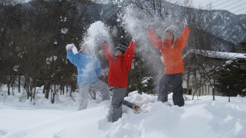 雪が少なく中止しました… 飛騨高山郊外の民宿に泊まって冬の体験を満喫      ~冬の農泊キャンペーン